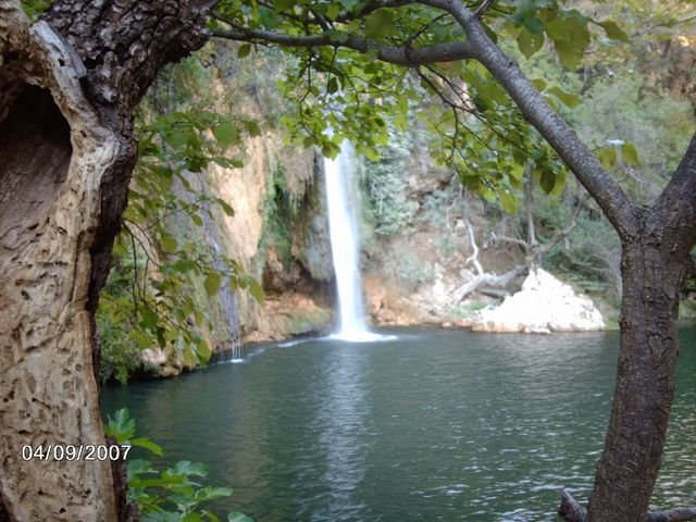 Silans la cascade