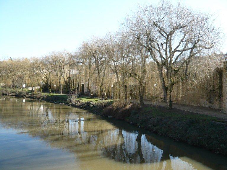 Parthenay - deux sèvres - février 2008